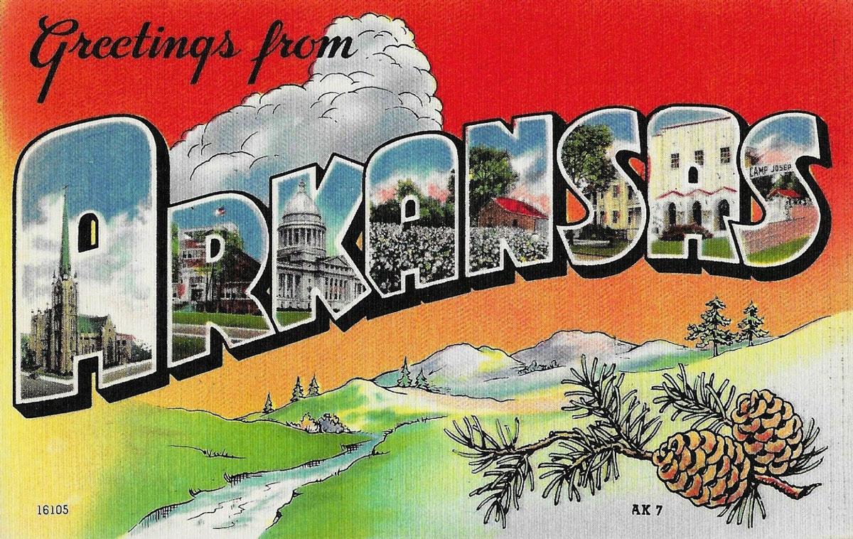 Arkansas State Banner