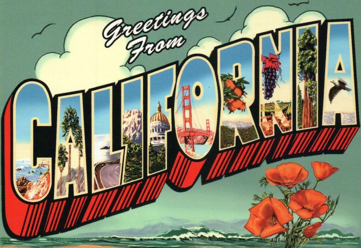 California State Banner