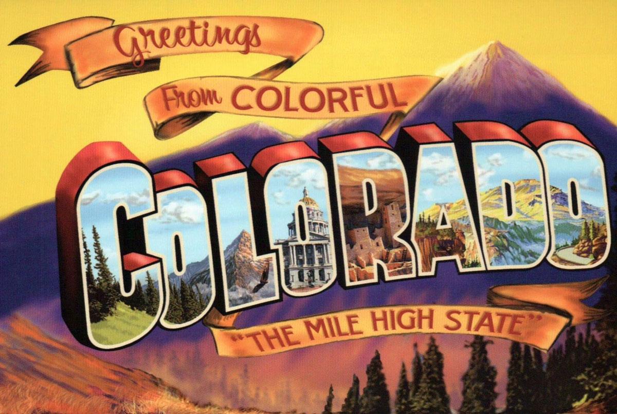 Colorado State Banner