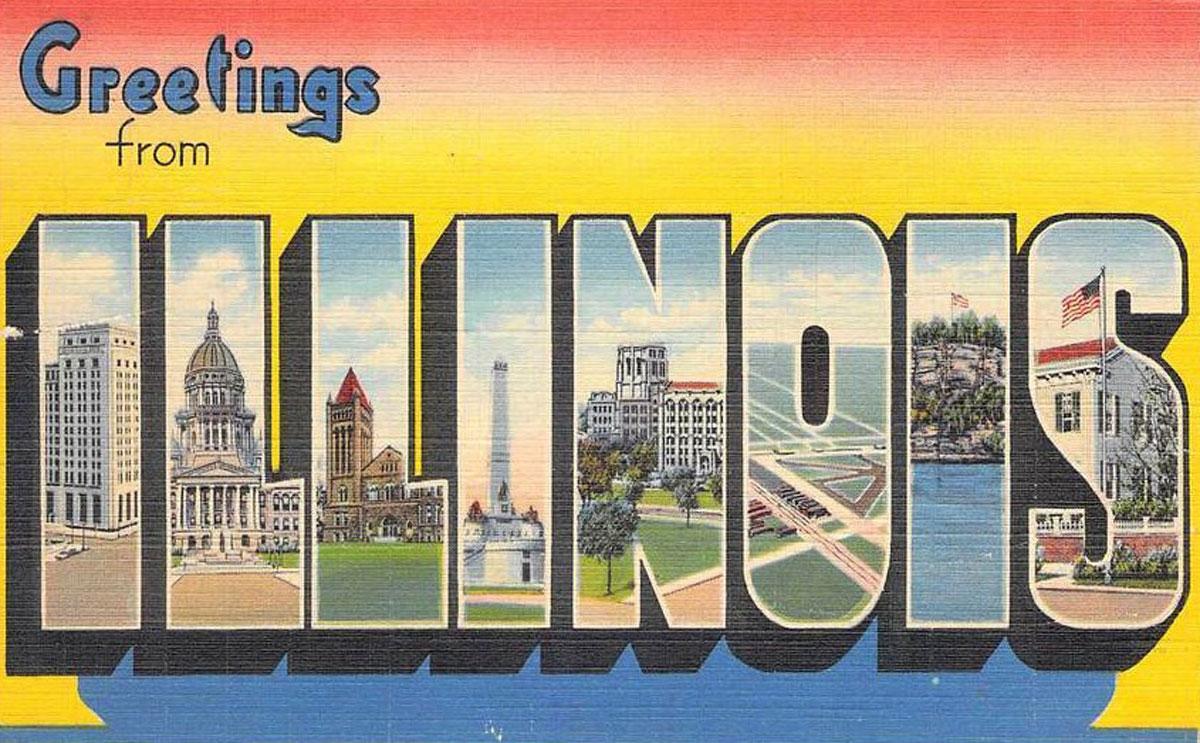 Illinois State Banner