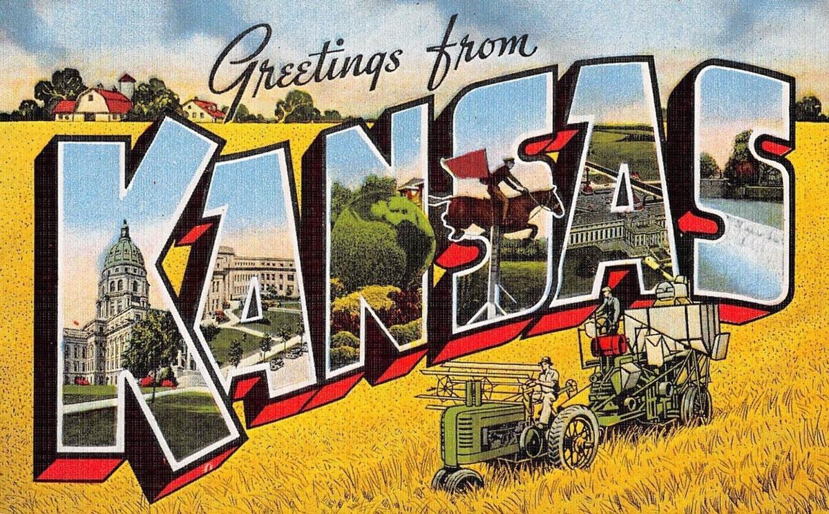 Kansas State Banner