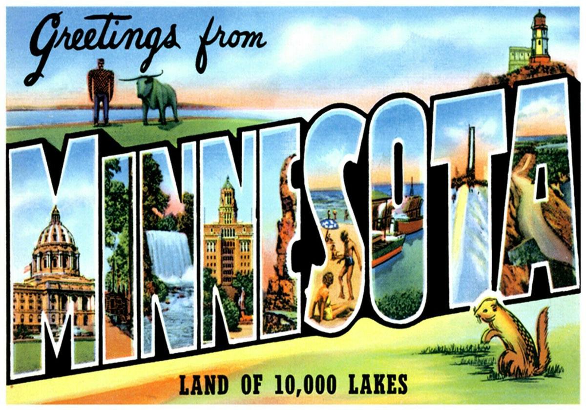 Minnesota State Banner
