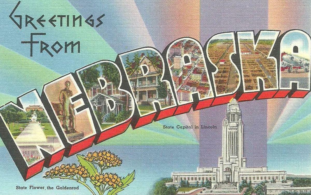 Nebraska State Banner