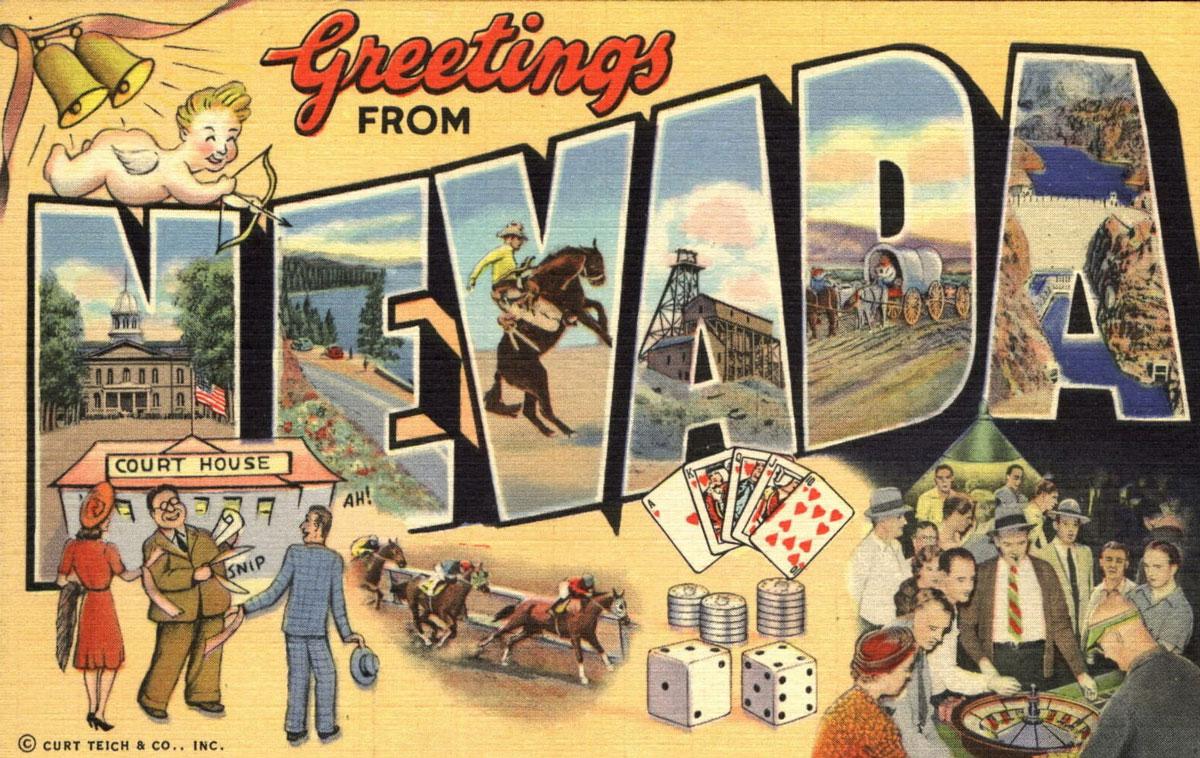 Nevada State Banner
