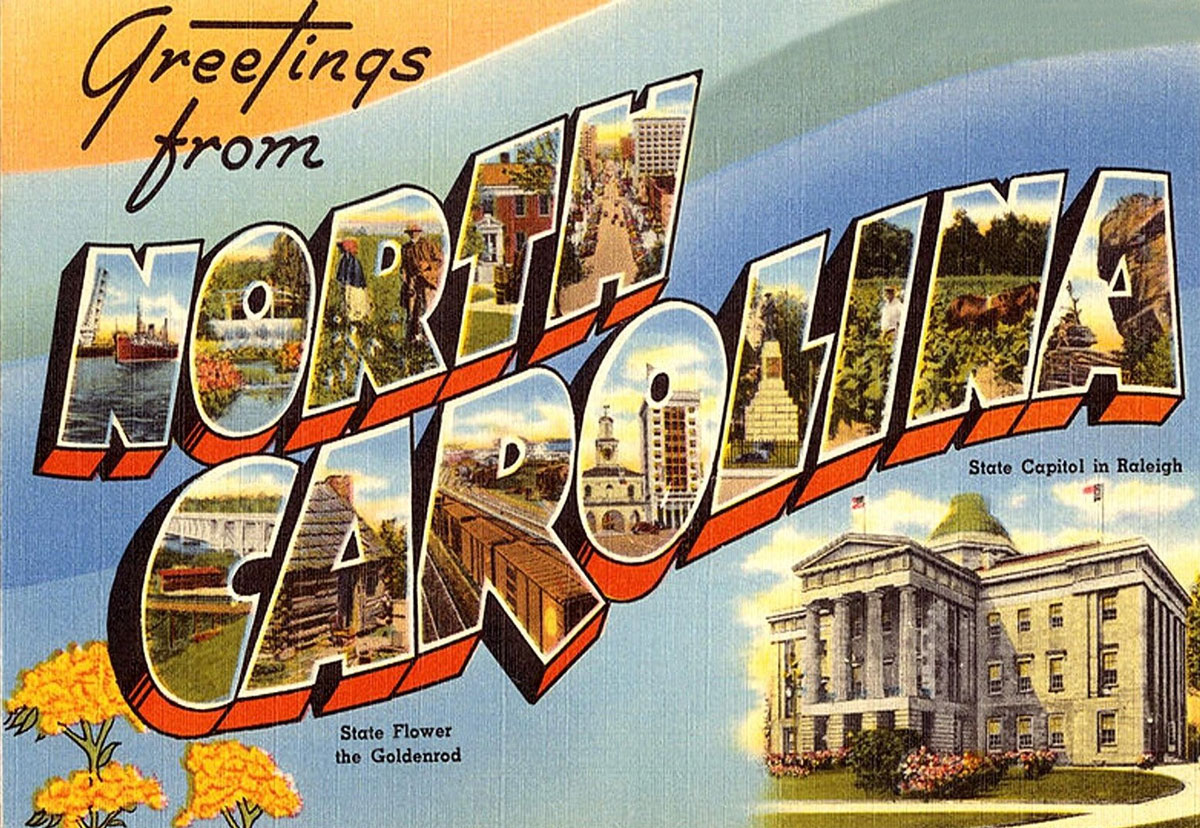 North Carolina State Banner