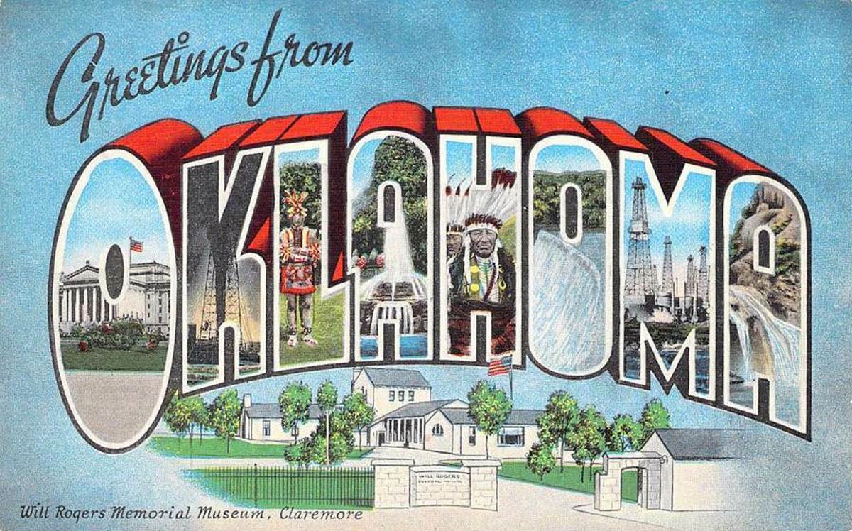 Oklahoma State Banner