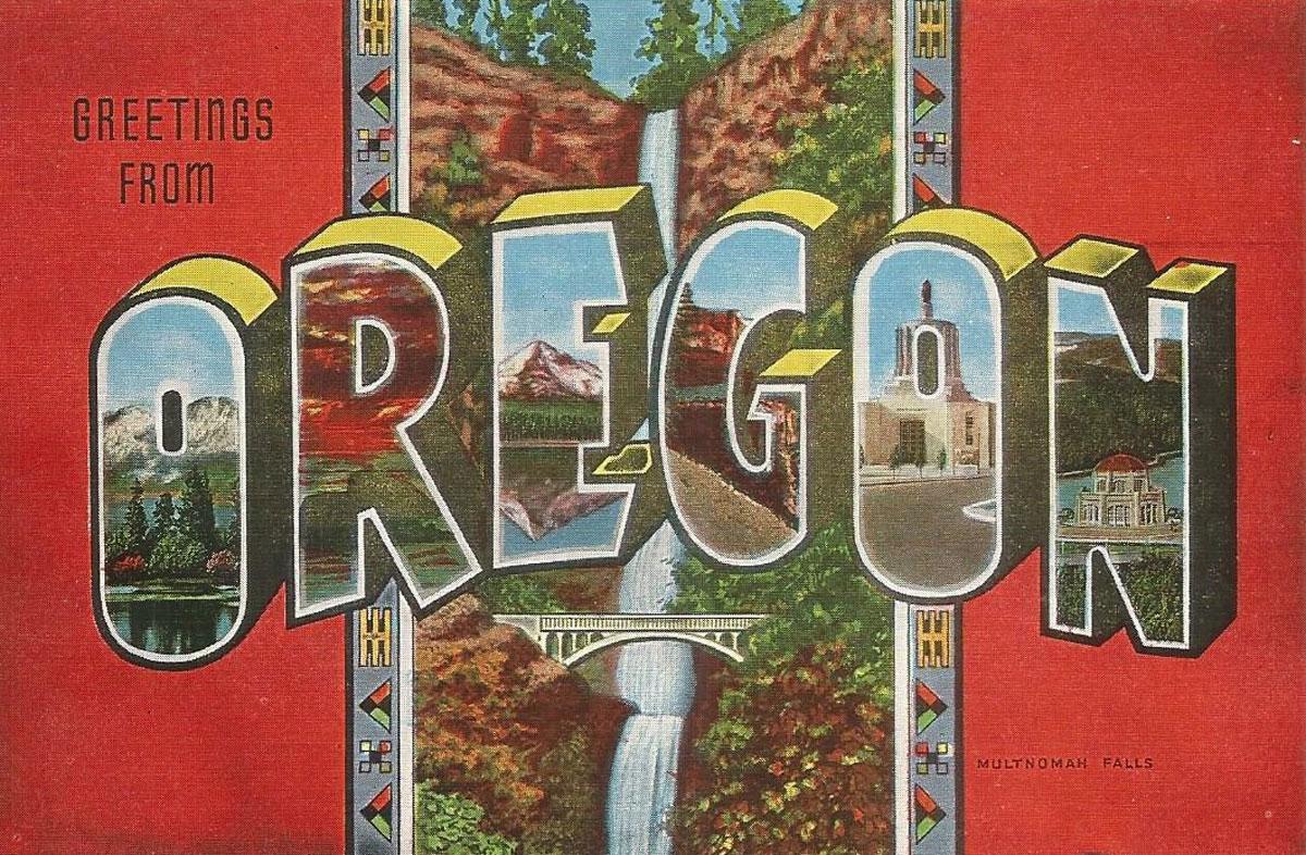 Oregon State Banner