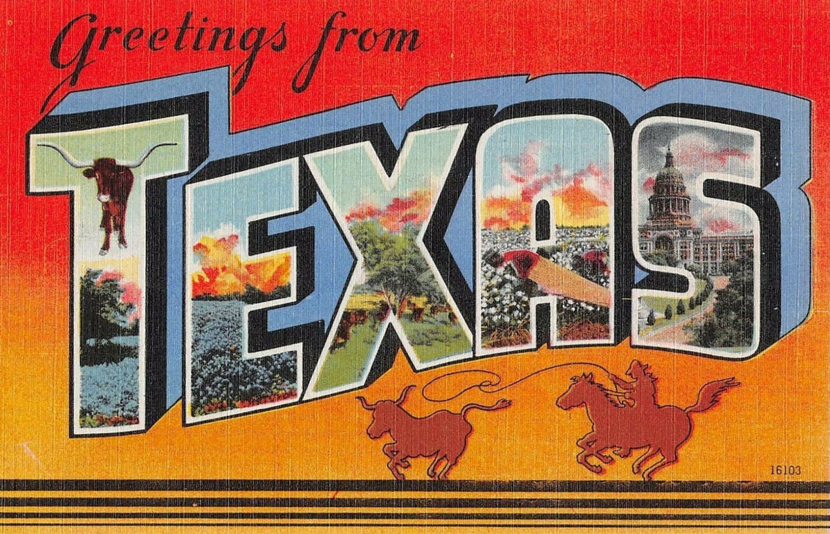 Texas State Banner