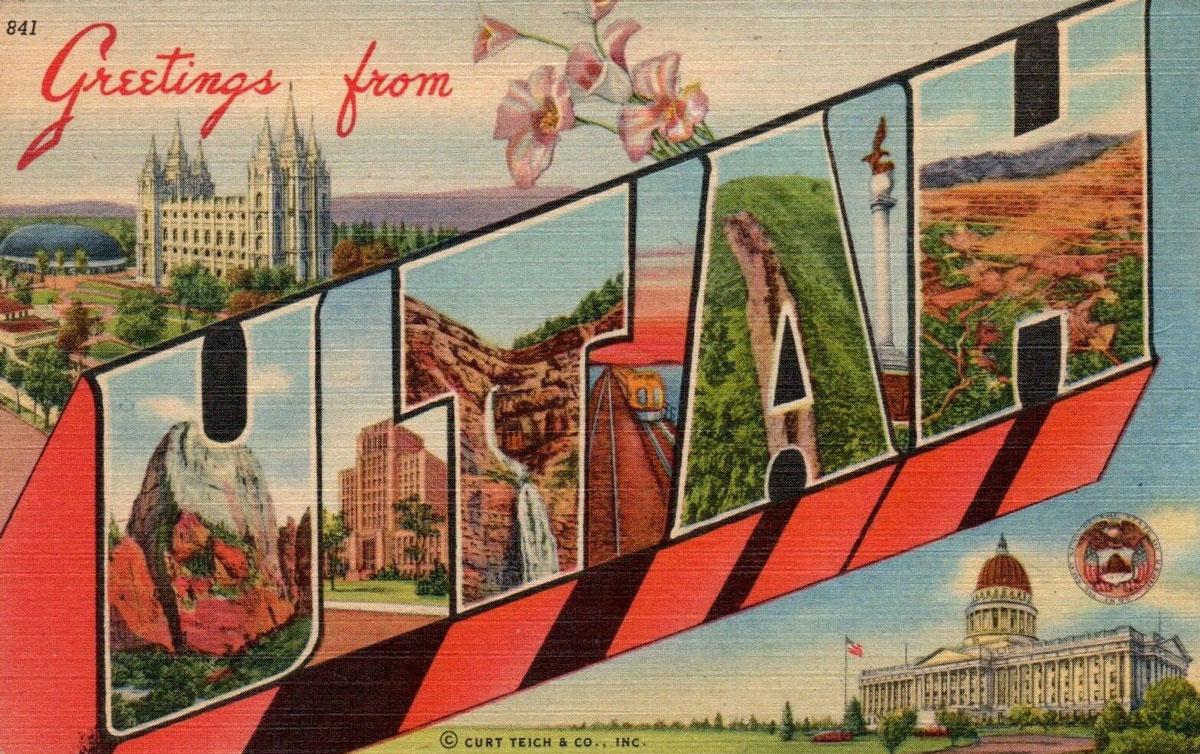 Utah State Banner