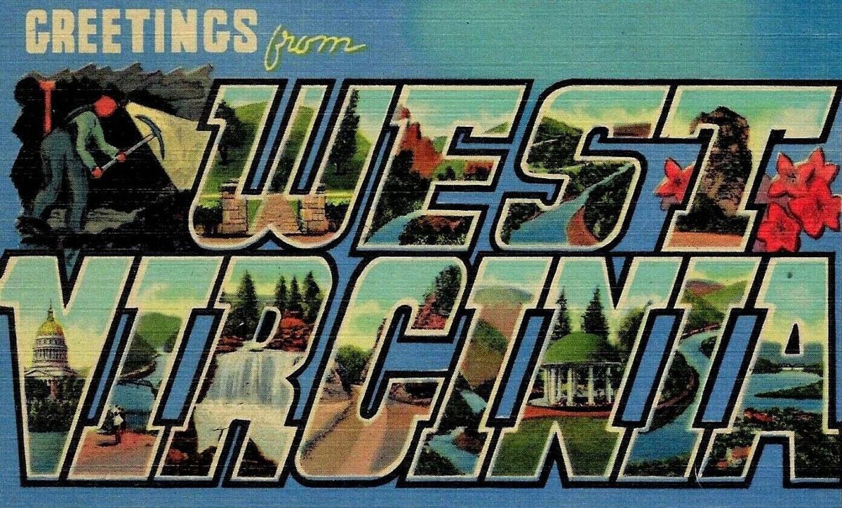 West Virginia State Banner