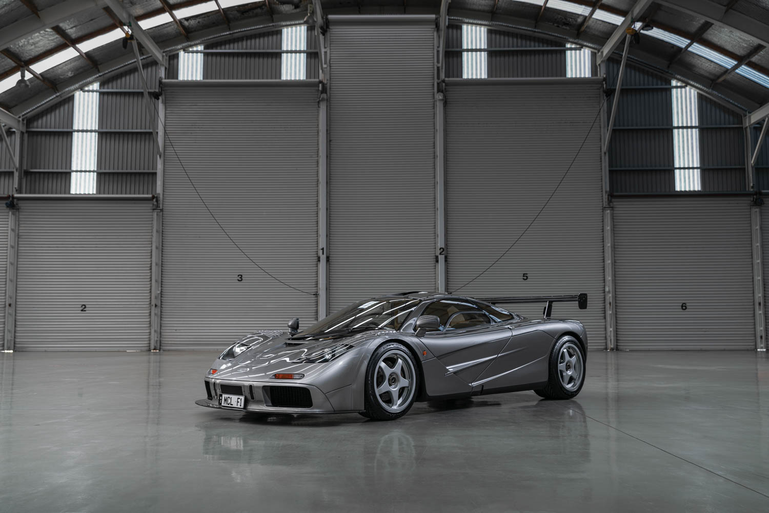 1994 McLaren F1 'LM-Specification' front 3/4