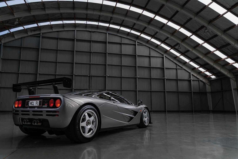 1994 McLaren F1 'LM-Specification' rear 3/4