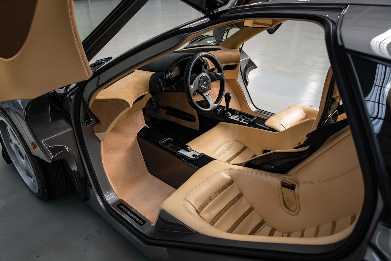 1994 McLaren F1 'LM-Specification' interior
