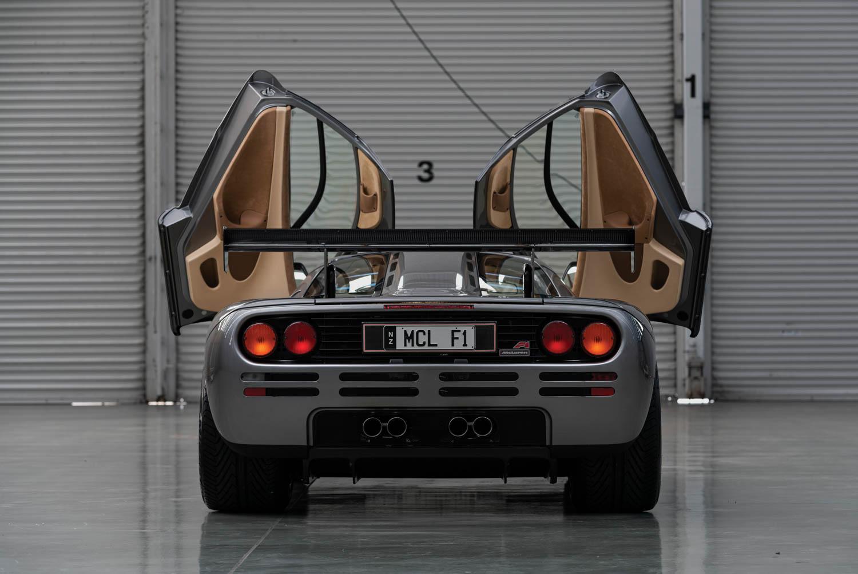 1994 McLaren F1 'LM-Specification' rear
