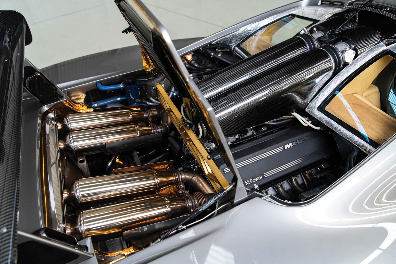 1994 McLaren F1 'LM-Specification' engine