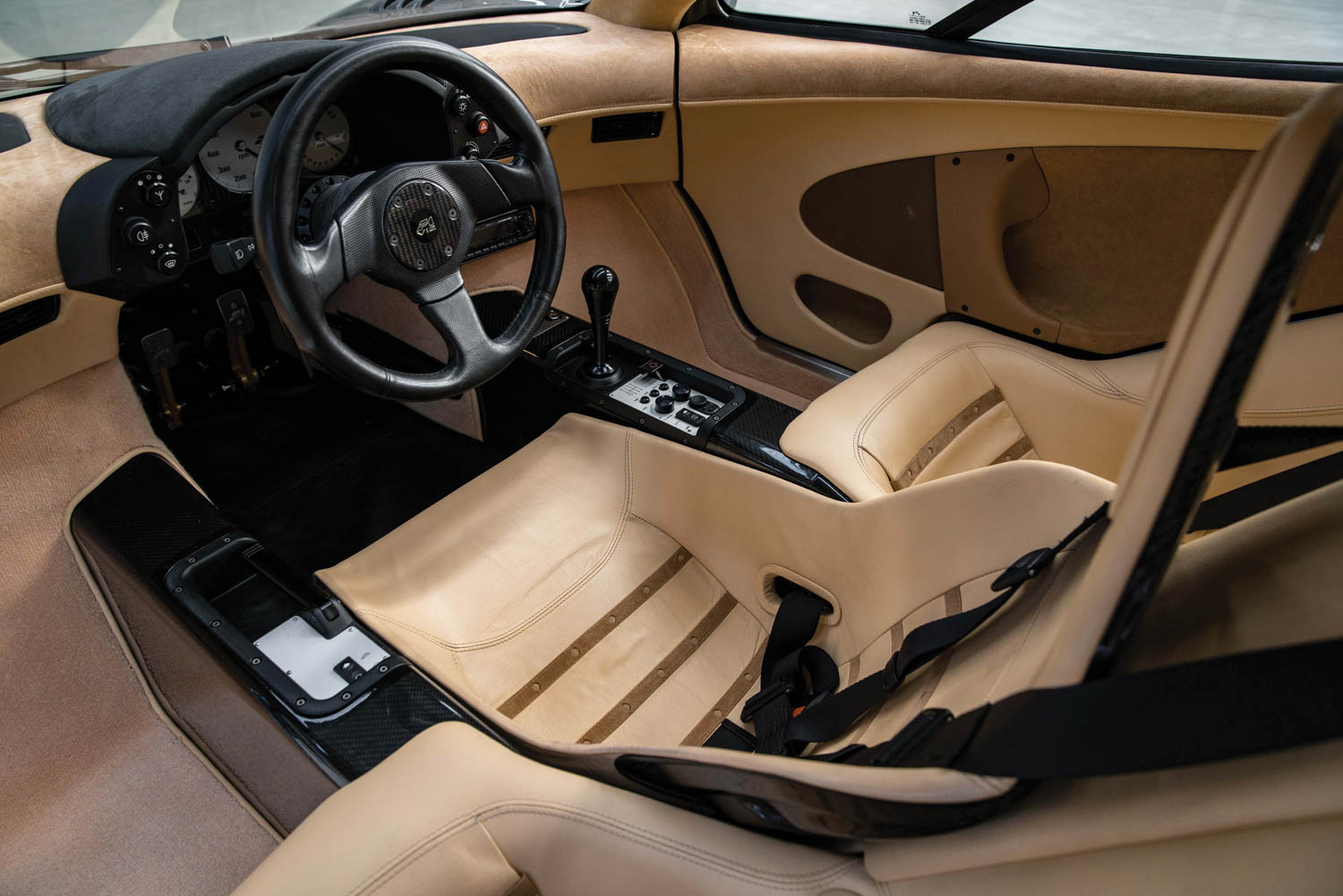 1994 McLaren F1 'LM-Specification' drivers seat