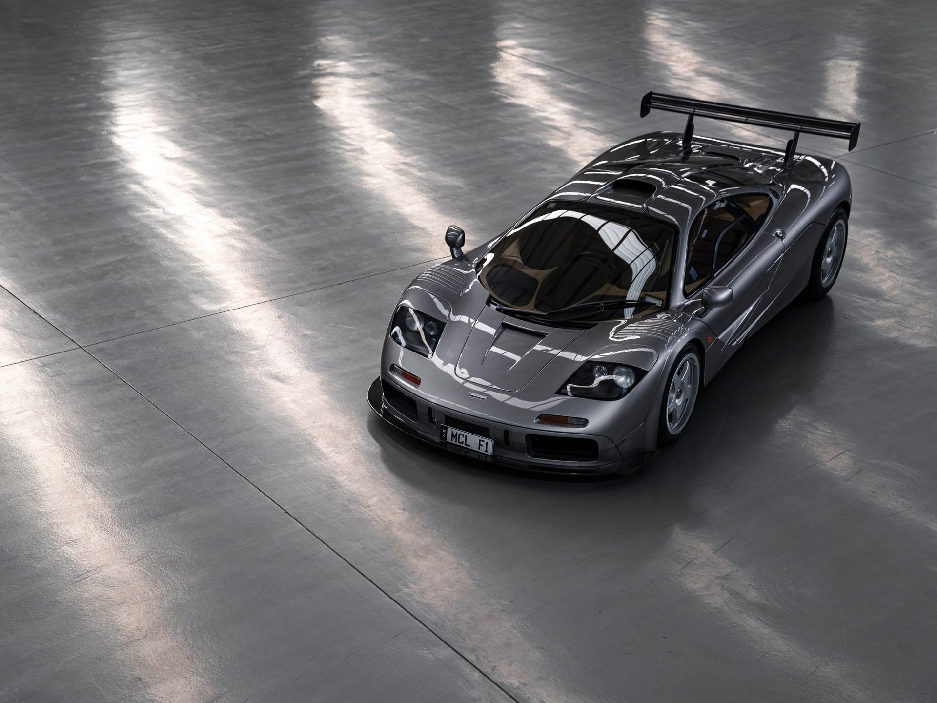 1994 McLaren F1 'LM-Specification' overhead