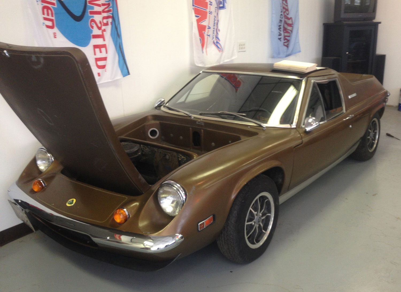1974 Lotus Europa