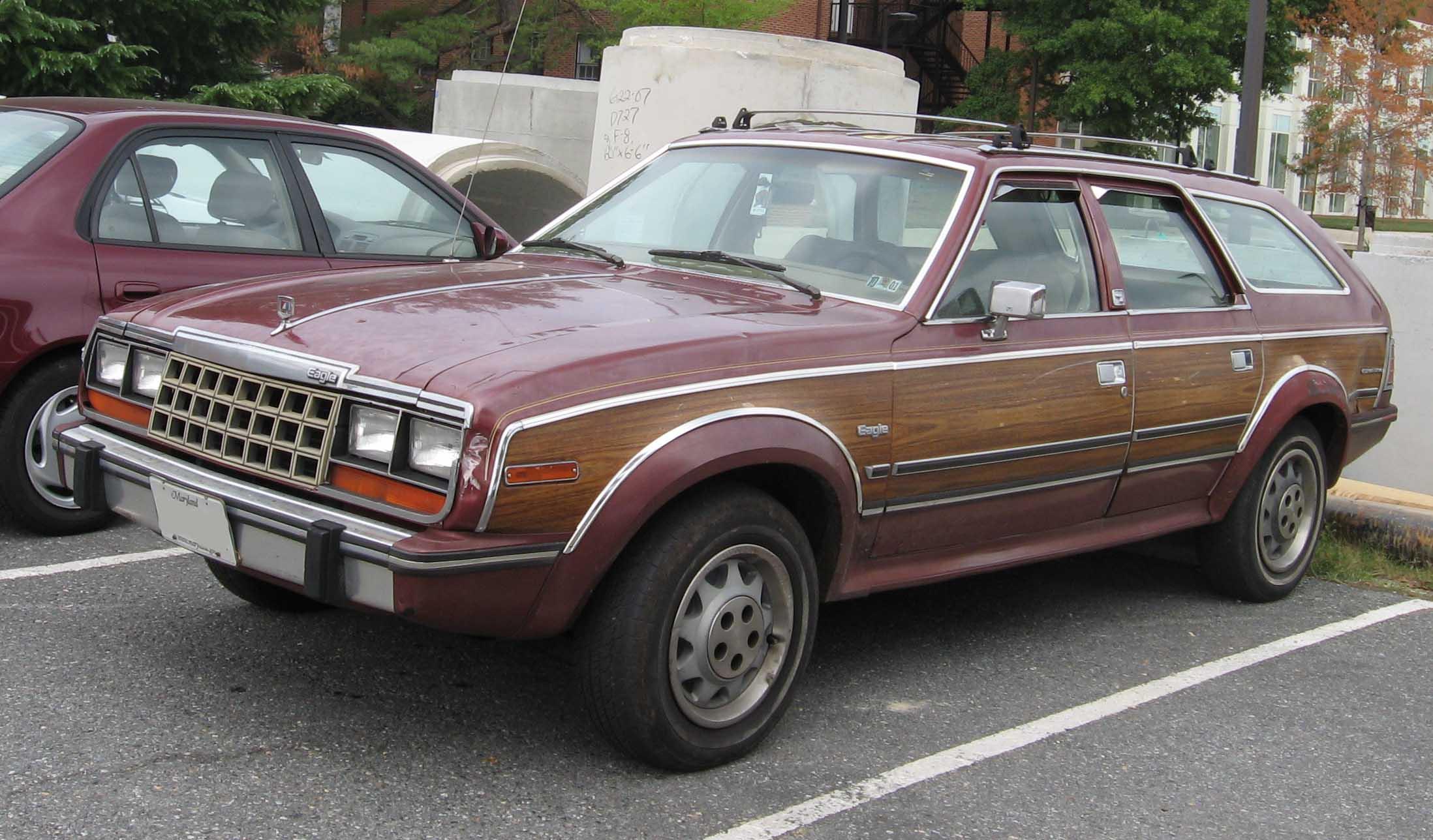 1981 AMC Eagle Wagon
