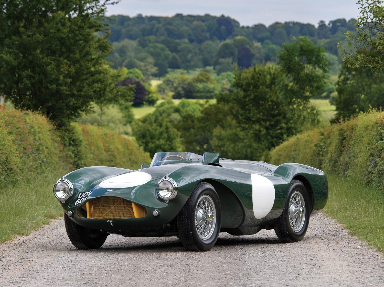 1953 Aston Martin DB3S Works