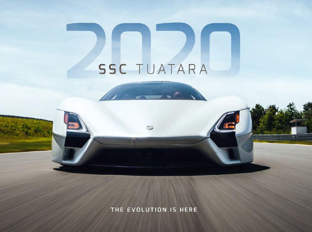 2020 SSC Tuatara