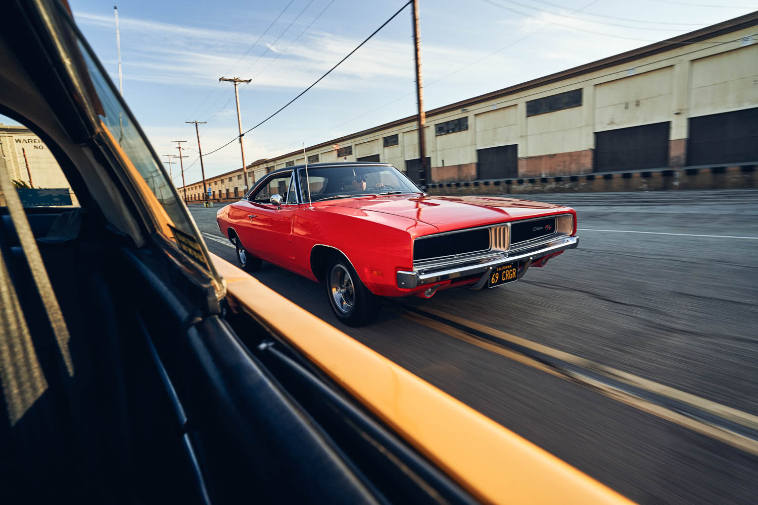 """Dealers poured it on for the Charger. """"People who don't understand cars might say: 'The Dodge Charger is kinda cute,' """" read an ad for Summers Dodge in Mt. Vernon, Illinois. """"It's your duty to make sure they are all sold before that kind of person gets his hands on one."""""""
