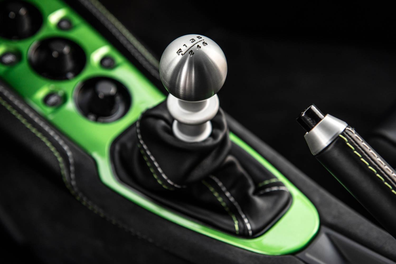 2020 Lotus Evora GT shifter knob
