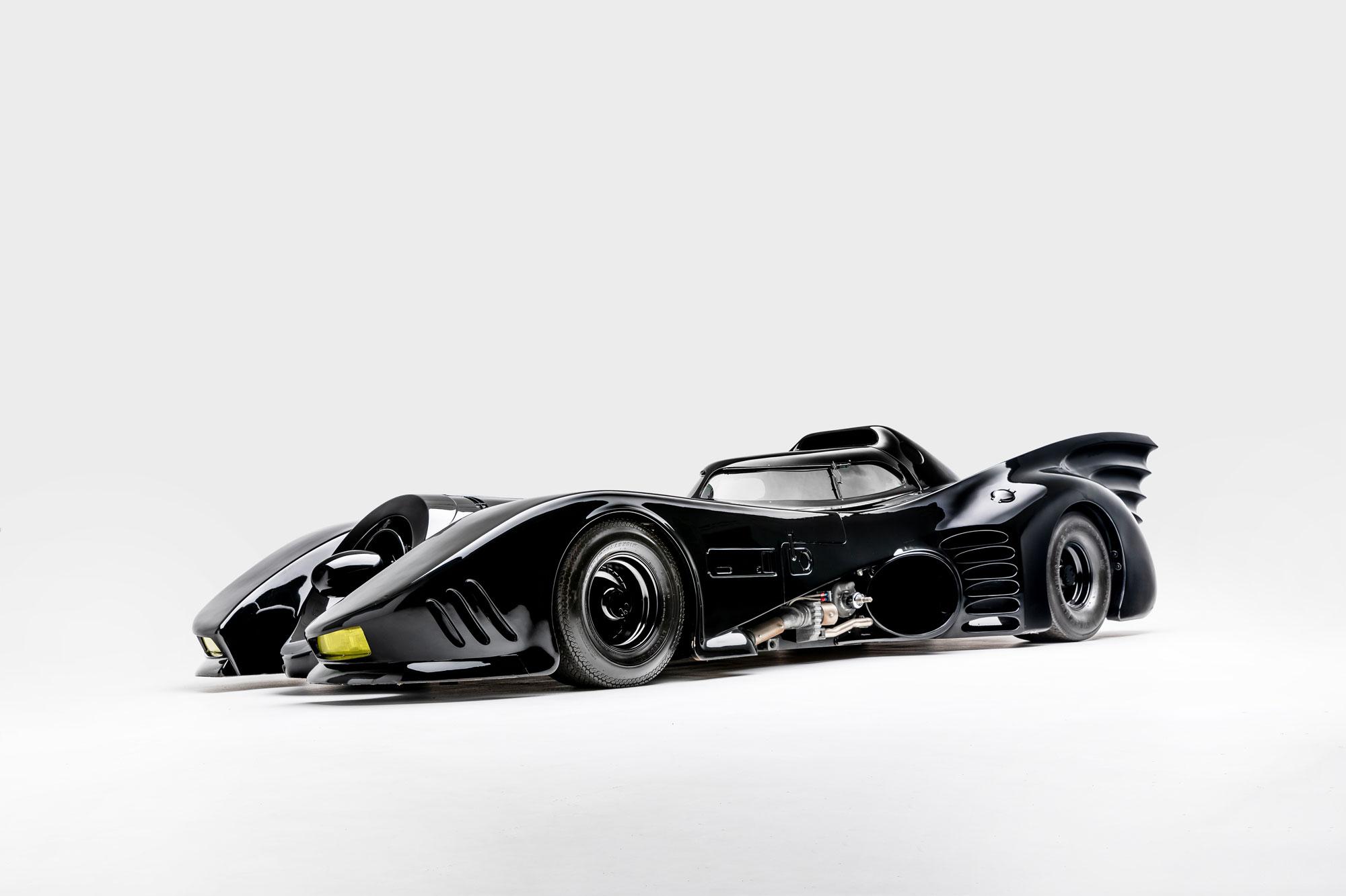 "1989 Batmobile from ""Batman"""