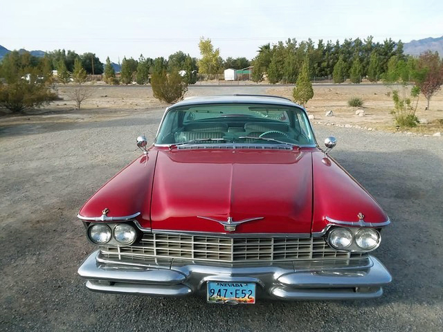 1957 Imperial Coupe