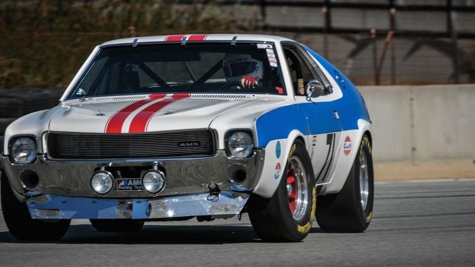 1969 AMC AMX FIA Race Car