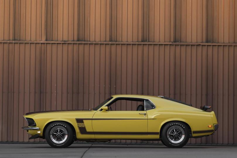 1969 Ford Mustang Sportsroof Boss 302