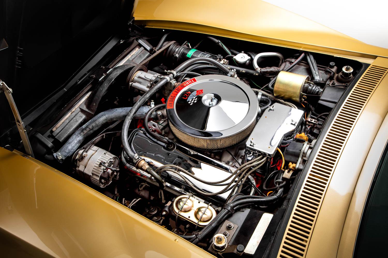 HVA Corvette edngine