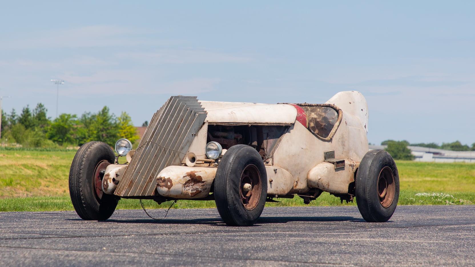 1933 Chevrolet Alex Tremulis Design Car