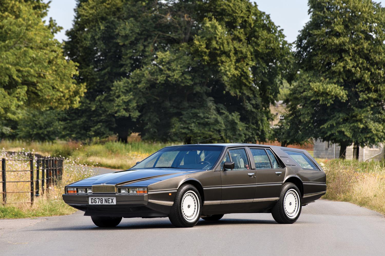 1987 Aston Martin Lagonda Shooting Brake