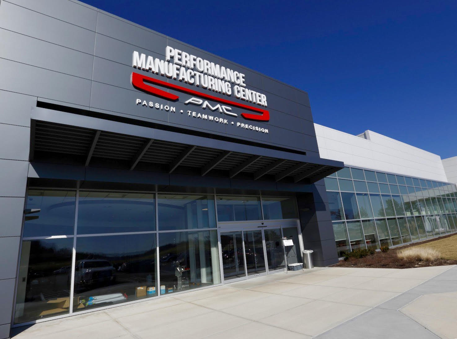 Acura Performance Manufacturing Center