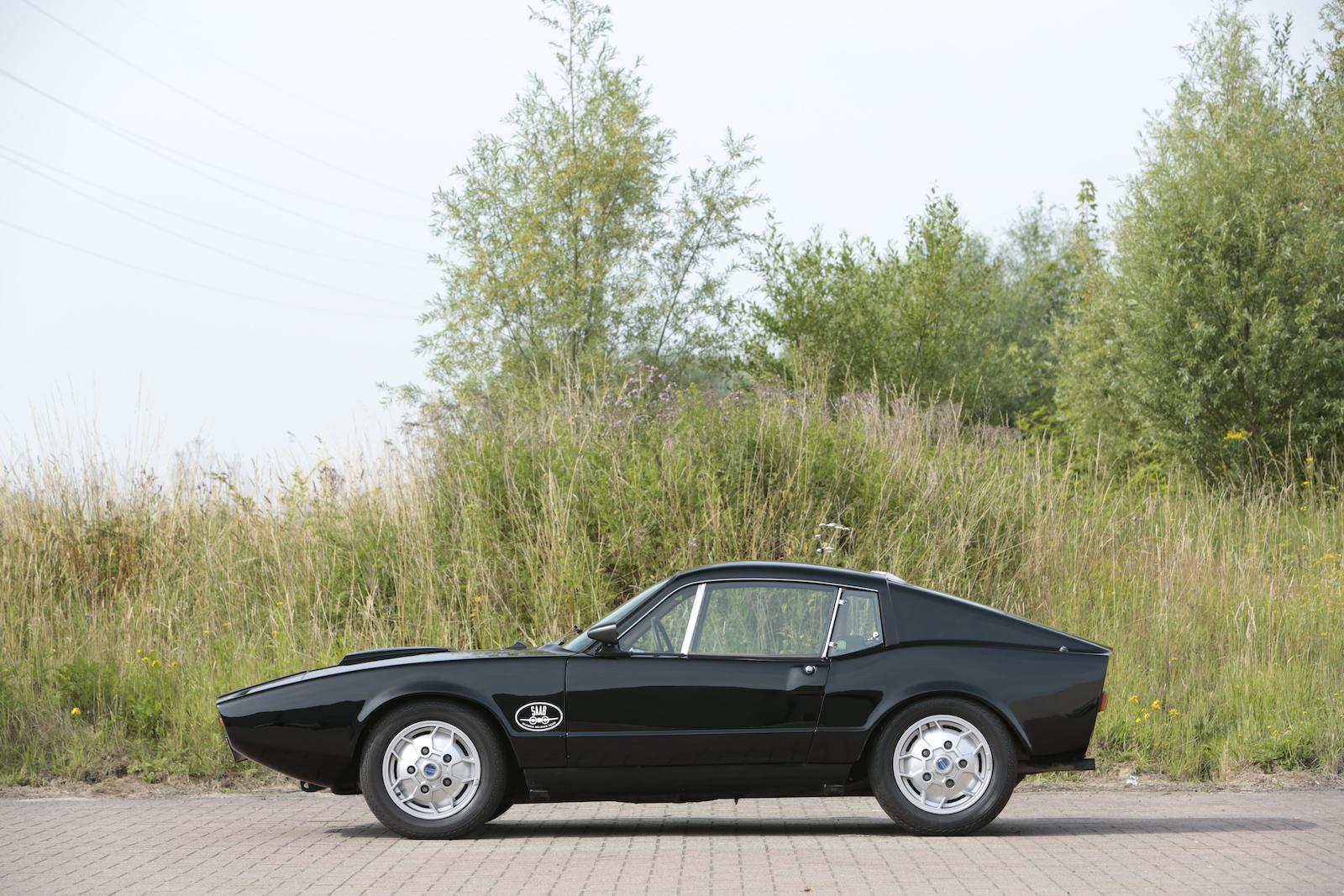 1972 Saab Sonett III profile