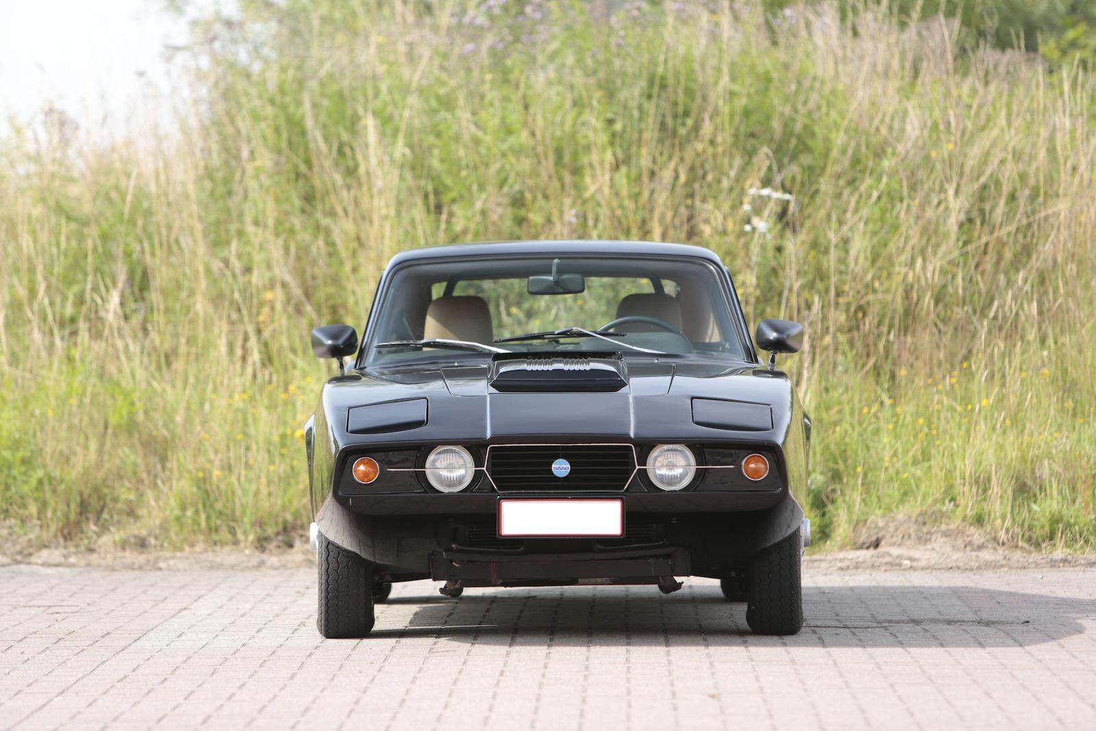 1972 Saab Sonett III front