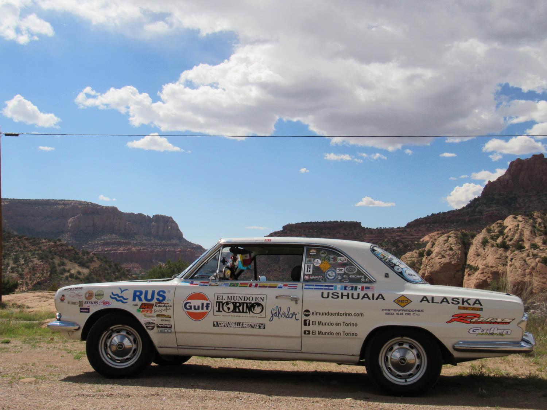 Going to Monument Valley - Héctor Argiró 2