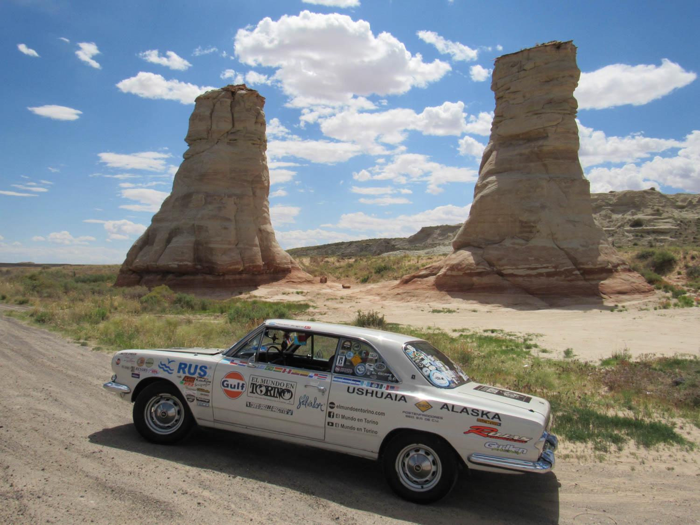 Going to Monument Valley - Héctor Argiró