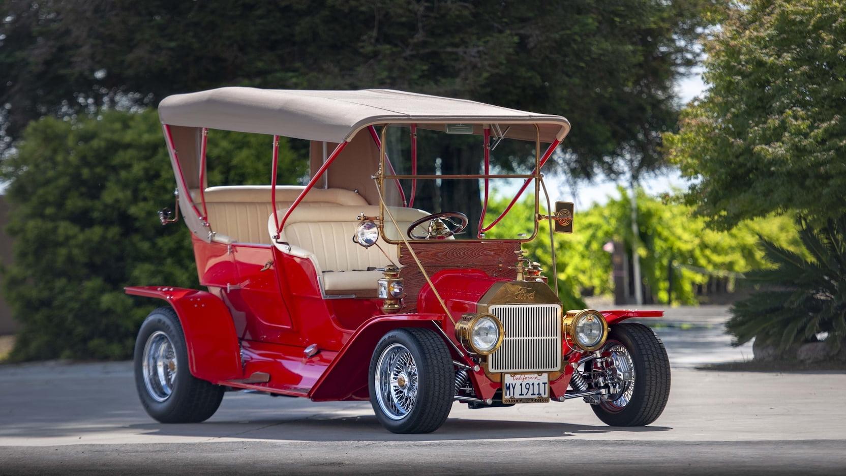 1911 Ford Phaeton