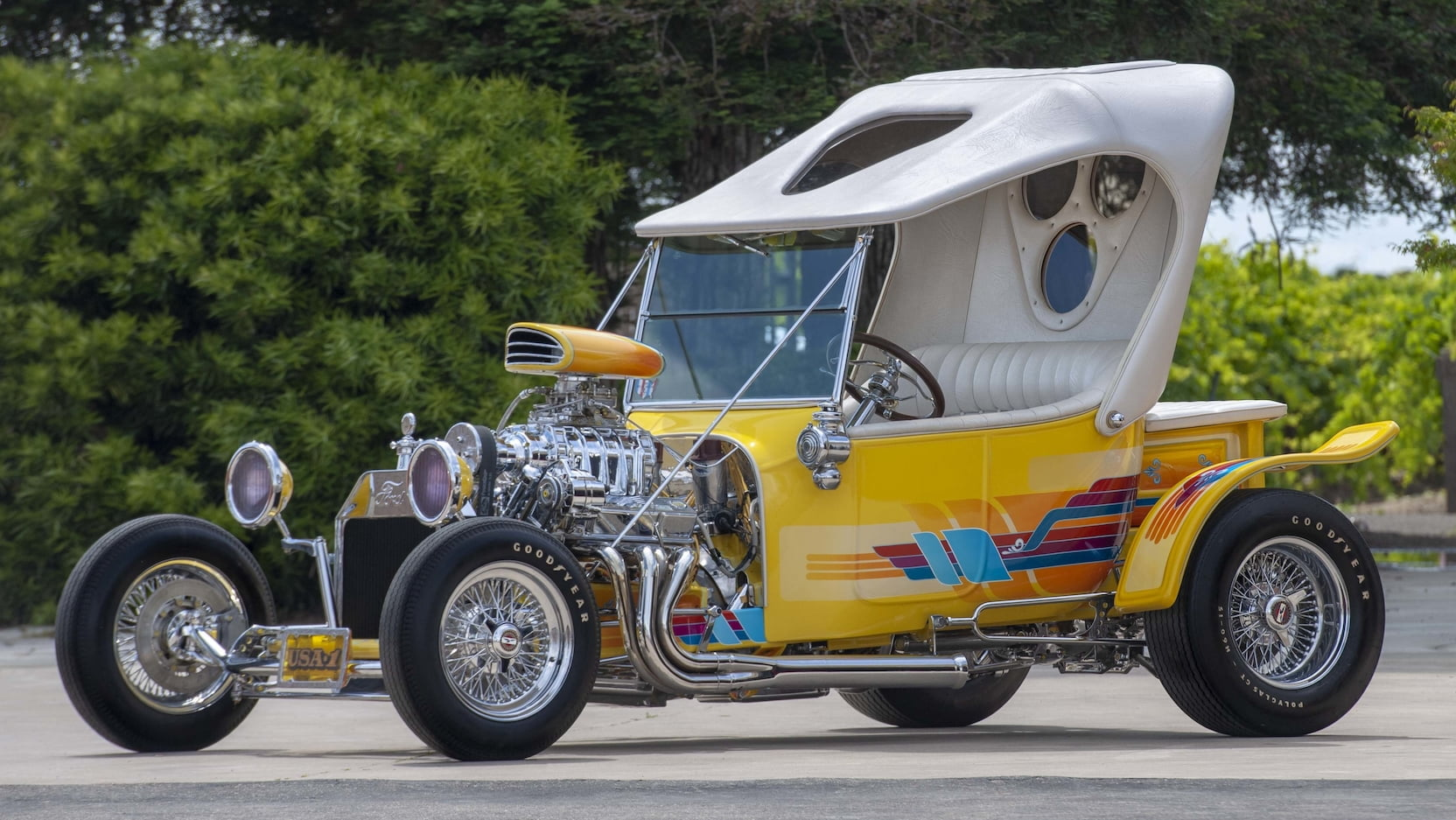 """1923 Ford """"The Candy Man"""""""