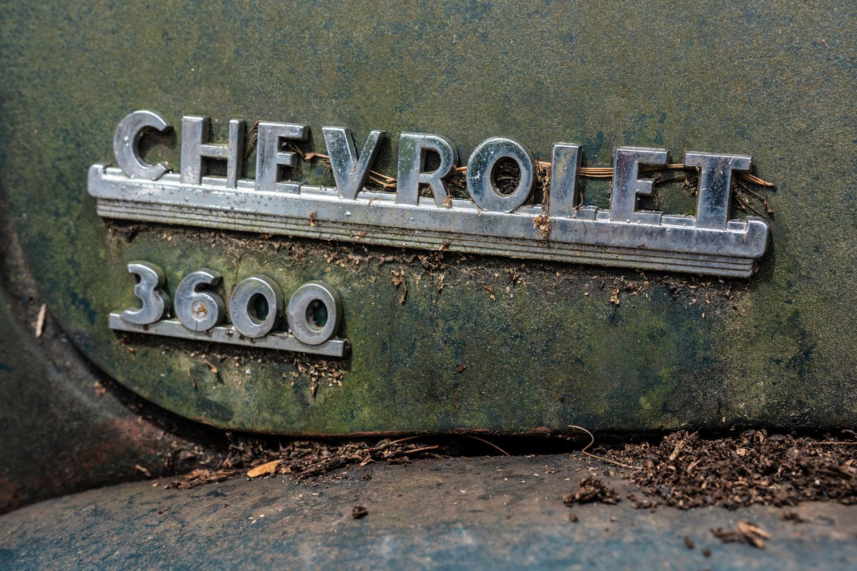 1950s Chevy 3600