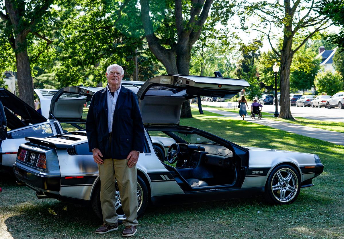 Bill Collins DeLorean