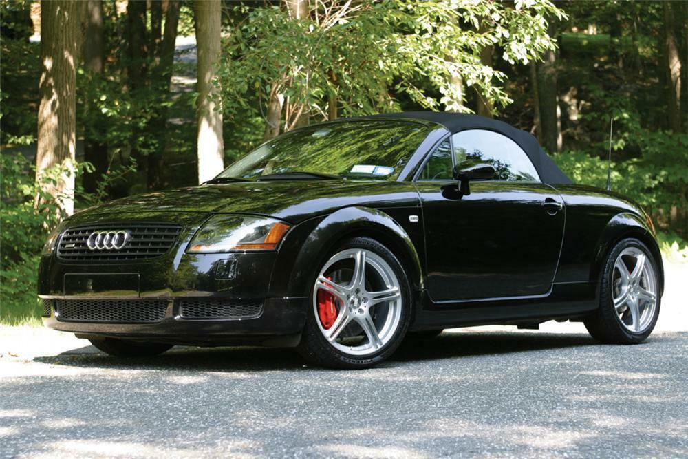 2001 Audi TT Convertible