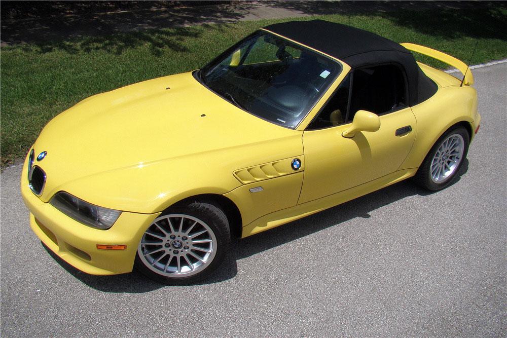 2002 BMW Z3 Roadster
