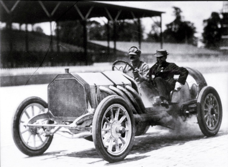 1909 Prest-O-Lite