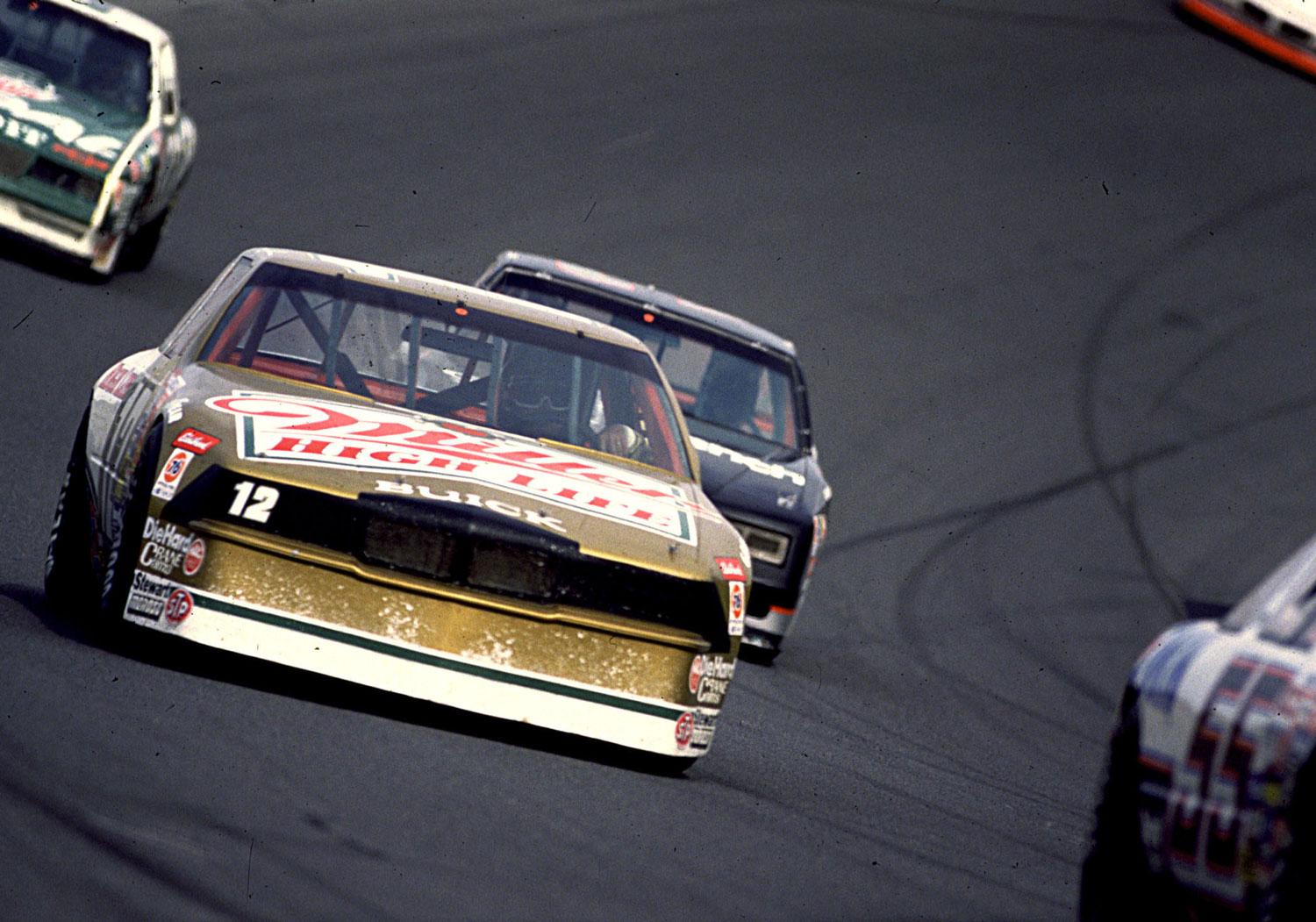 1988 Buick Regal Racecar driven by Bobby Allison