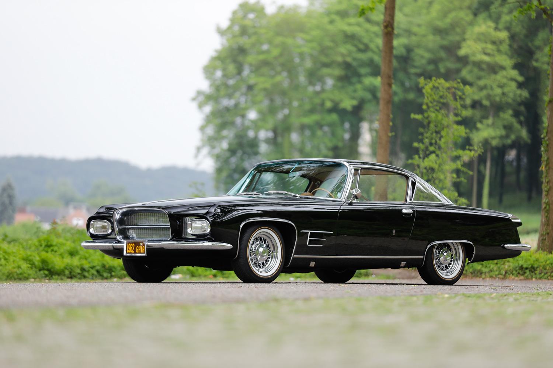 1962 Ghia L6.4 Coupe