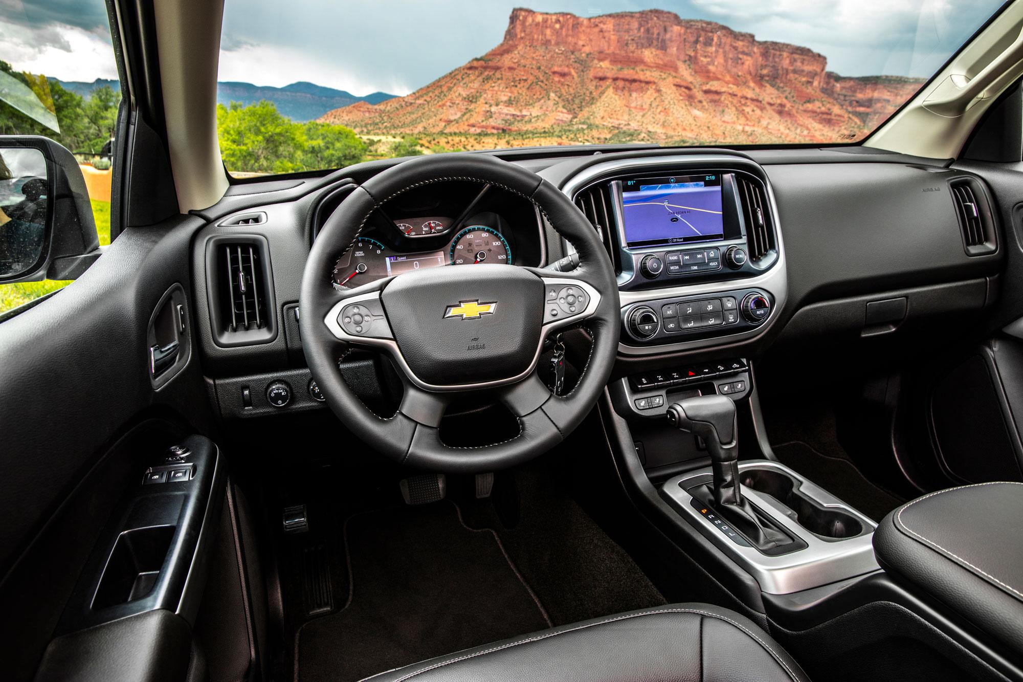 Chevrolet Colorado ZR2 Bison