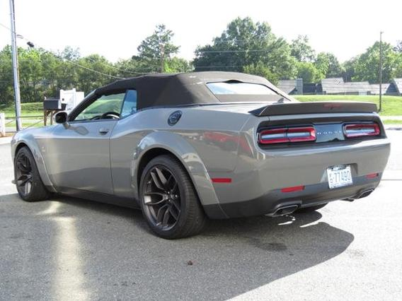 2019 Dodge Challenger R/T Scat Pack Widebody RWD rear